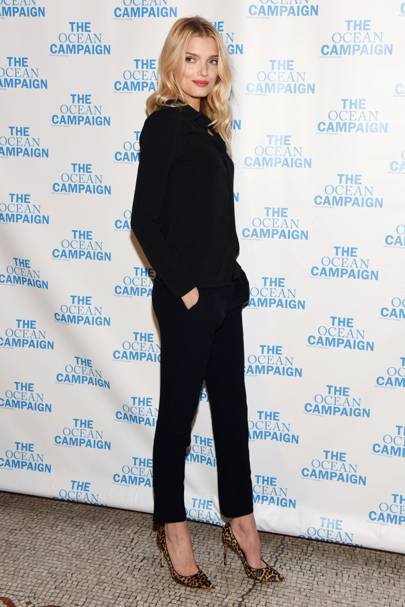 Ocean Campaign Launch Gala, New York – January 20 2015