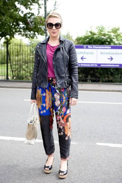 Sarah Lipman, creative director