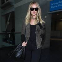 LAX airport, LA – October 16 2015