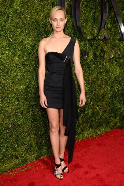 Red-Carpet Rulers: Amber Valletta