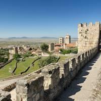 Trujillo Castle, Cáceres, Spain