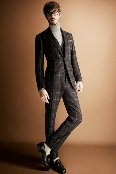 83200ace95ece Tom Ford Autumn Winter 2013 Menswear show report