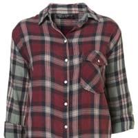 Checked shirt, £32