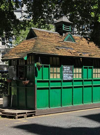 London Taxi Huts