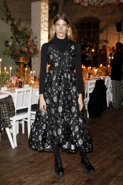 Erdem x H&M Shopping Event, Berlin - November 1 2017