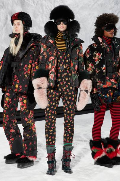 feacbfce47d2 Moncler Grenoble Autumn Winter 2018 Ready-To-Wear show report   British  Vogue