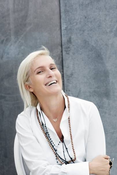 """10cdaabedff Maria Grazia Chiuri  """"Women Supporting Each Other Is The Future"""""""
