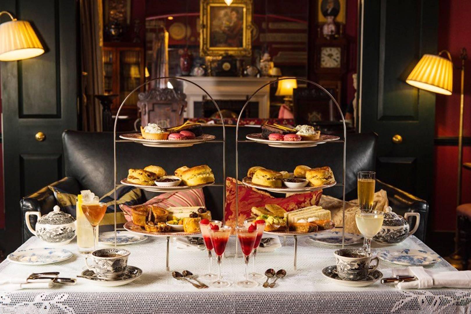 The Best Afternoon Tea in London 2019   British Vogue