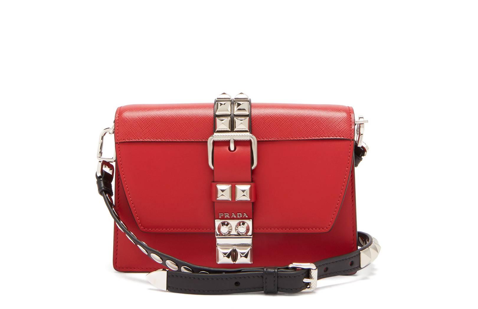 48284eeb1645 The Best Red Handbags To Wear Now   British Vogue