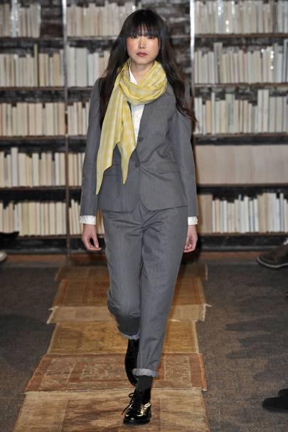 Loden Dager Autumn/Winter 2009 Menswear show report ...