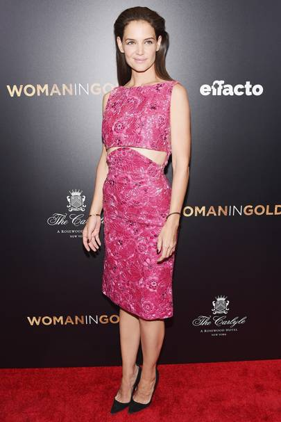 Woman In Gold premiere, New York - March 30 2015