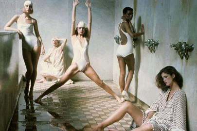 Deborah Turbeville for Vogue, May 1975