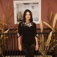 Fashion Awards Nominees Cocktail Party At Moda Operandi, London - December 4 2016