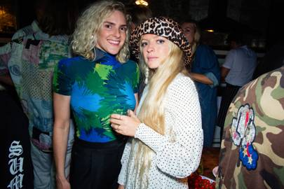 GANNI Paradis AW18 launch party, London – September 7 2018