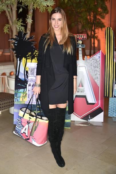 Mary Katrantzou X Matchesfashion.com dinner, London - March 26 2015