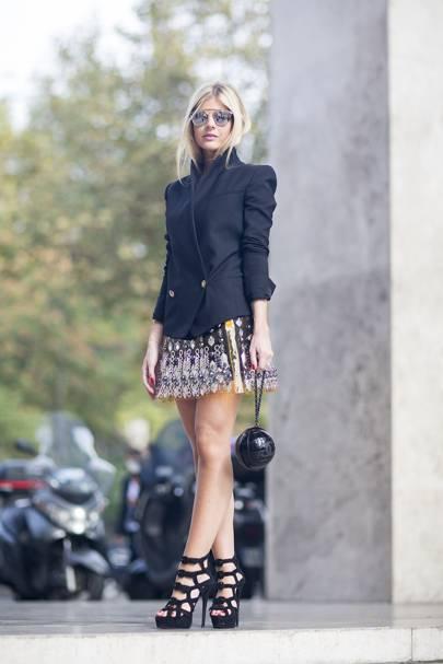 LaLa Rudge, blogger