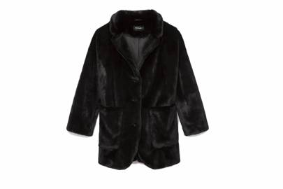 As The Colder Months Draw In You May Find Yourself Market For A Deliciously Warm Faux Fur Coat Perfect Way To Wele Winter 2016