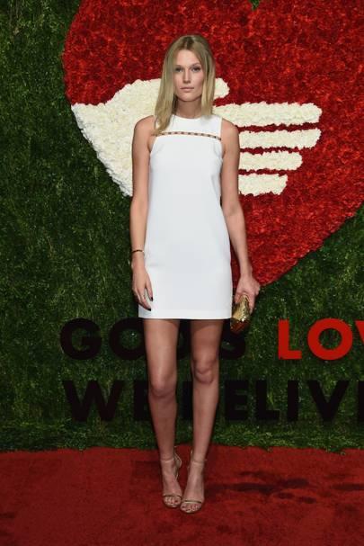 Golden Heart Awards, New York - October 15 2015