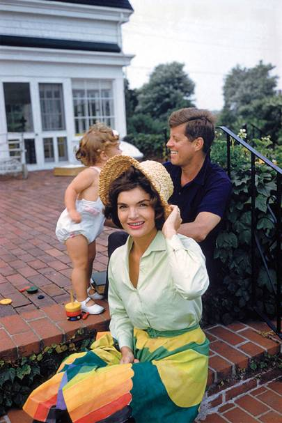 Life with the Kennedys: Photographs by Mark Shaw at Proud Galleries