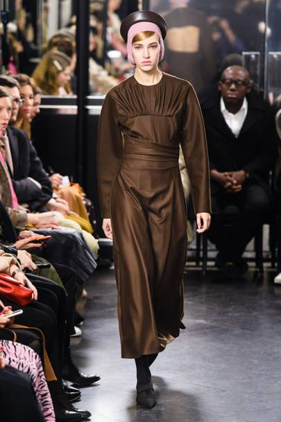 419facfe1fb Emilia Wickstead Autumn Winter 2019 Ready-To-Wear show report ...