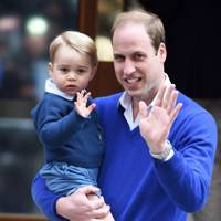 Prince William & Prince George