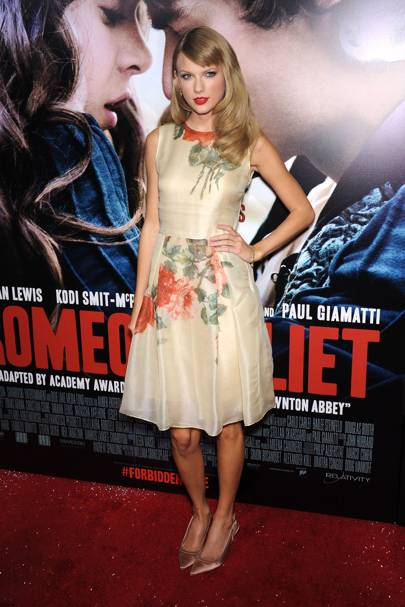 Romeo And Juliet premiere, LA – September 25 2013