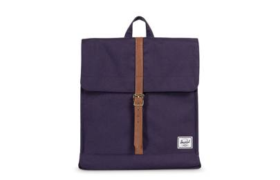 Herschel Supply Co purple backpack