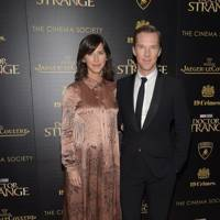 Doctor Strange screening, New York – November 1 2016