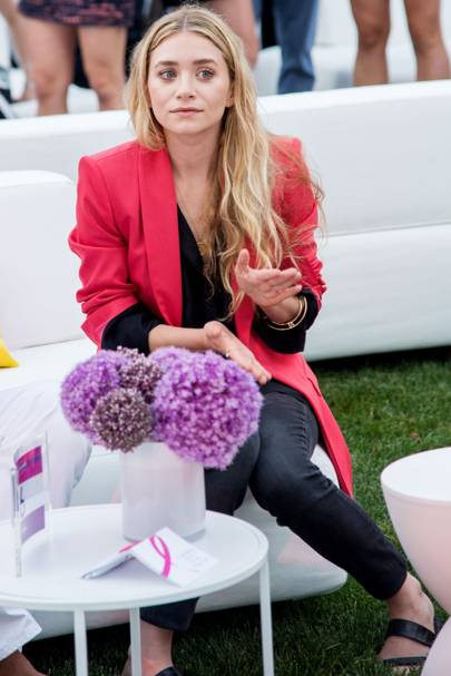 Breast Cancer Research Foundation Fundraiser, Hamptons, New York - August 16 2014