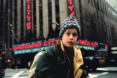A Solo City Escape From Home Alone