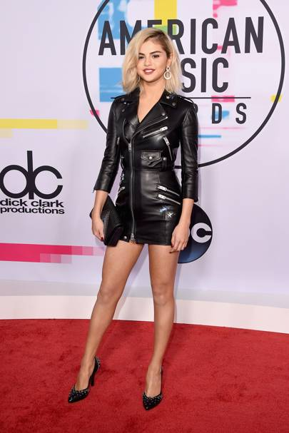 American Music Awards, Los Angeles – November 19 2017