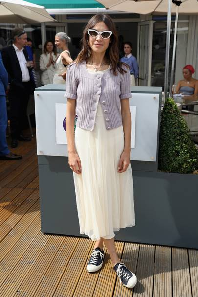 Polo Ralph Lauren and British Vogue dinner, Wimbledon - 9 July 2018