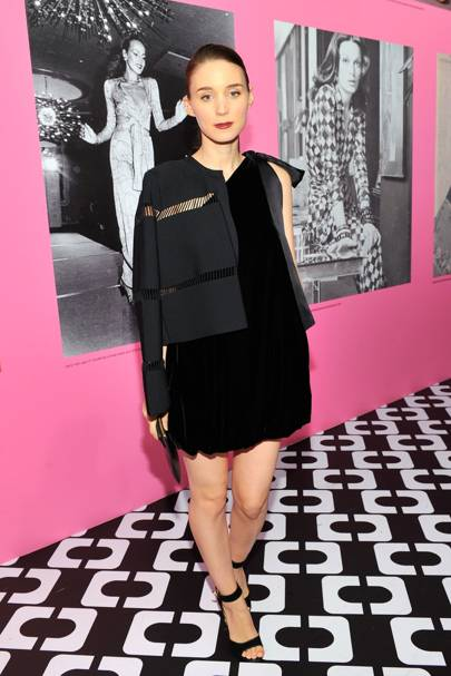 Diane von Furstenberg Journey of a Dress Exhibition Opening, LA - January 10 2014