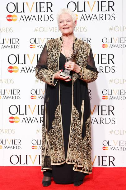 The Olivier Awards, London - April 3 2016