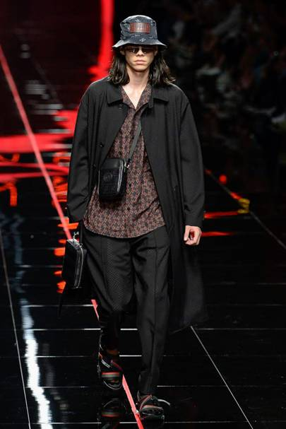 d6cda5d0 Fendi Spring/Summer 2019 Menswear show report | British Vogue