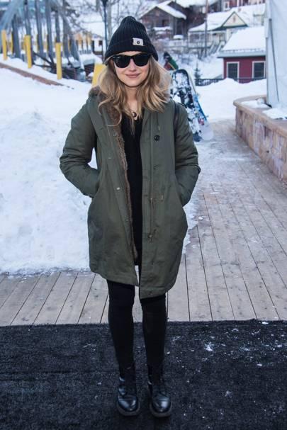 Sundance Film Festival, January 26 2016