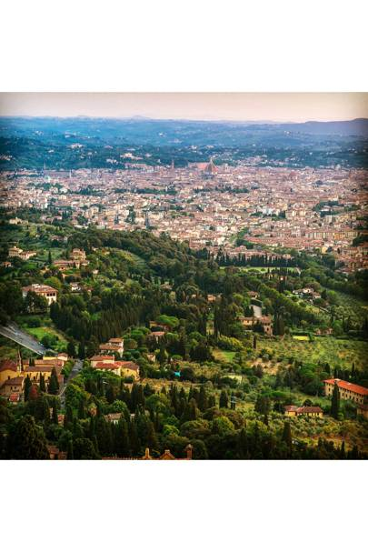 EXPLORE: Florence hills