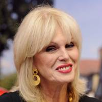 Actress and charity campaigner Joanna Lumley