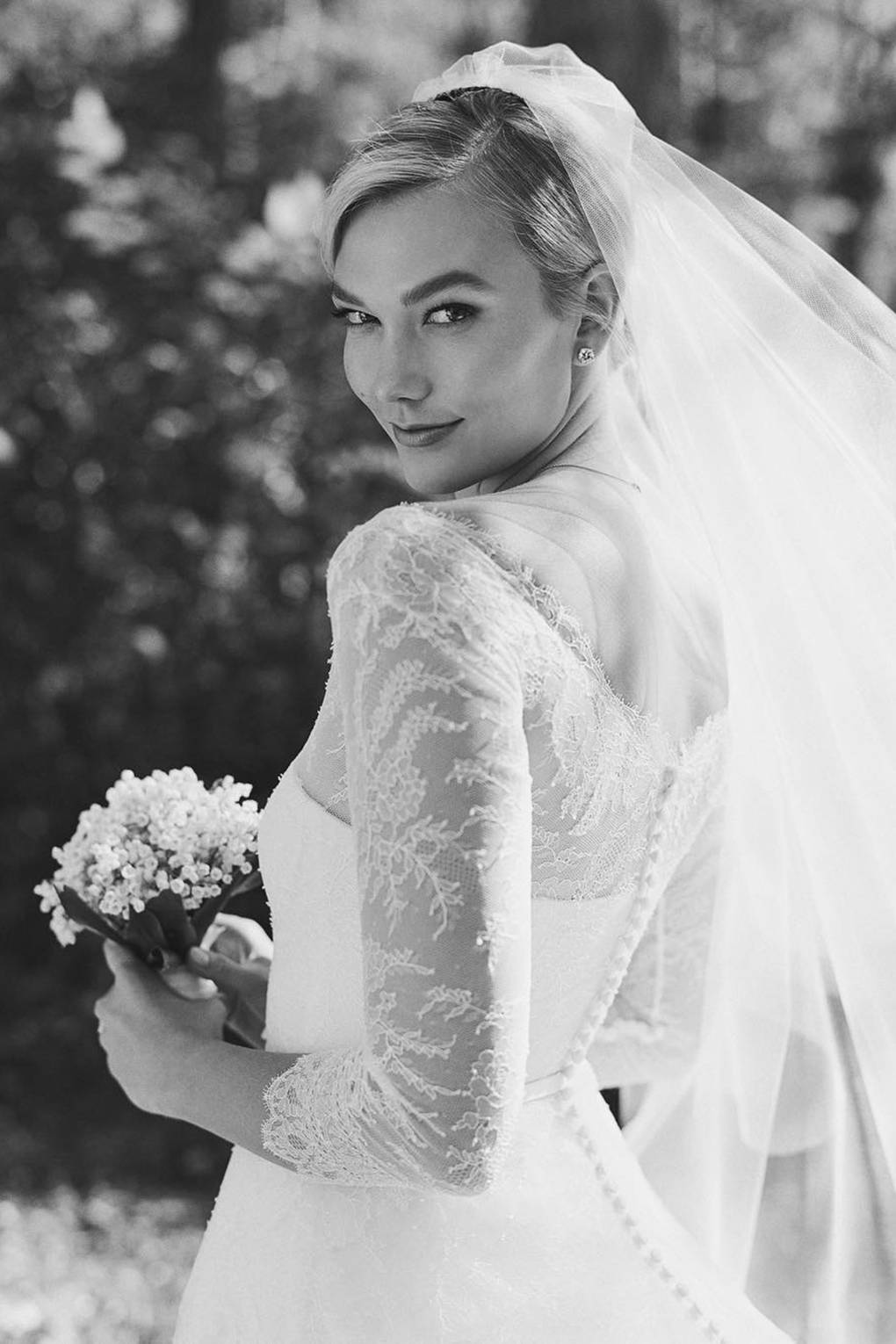 Why Chiara Ferragni And Karlie Kloss Both Chose Dior Wedding Dresses
