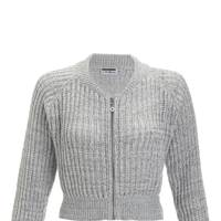 Knitted cardigan, £95