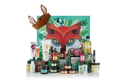 The Body Shop Freddie Advent Calendar