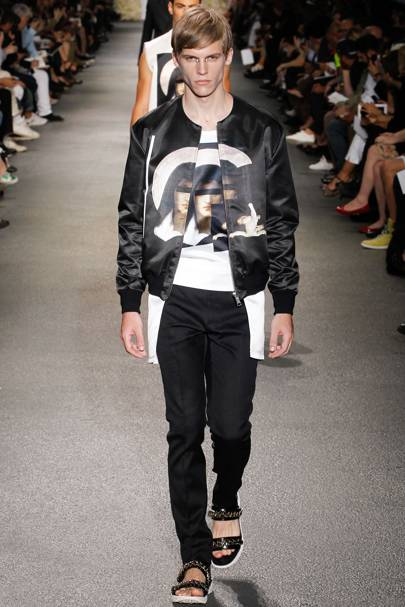 Givenchy Menswear Spring/Summer 2013