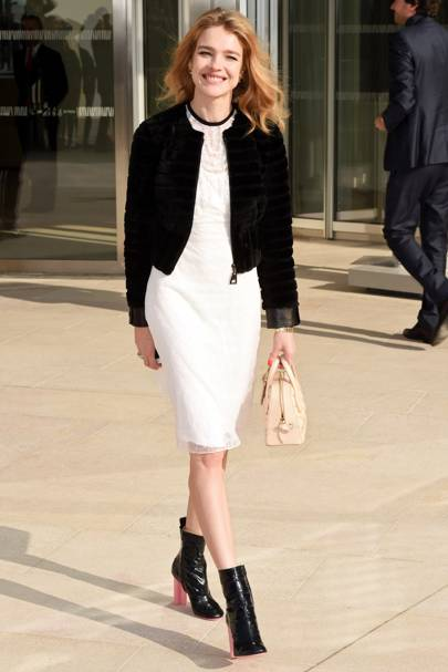 Louis Vuitton show - March 11 2015