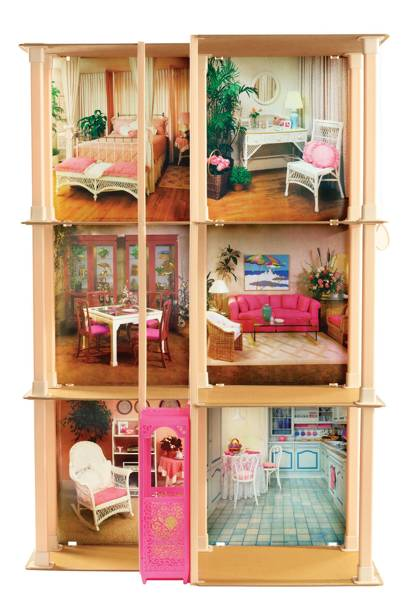 Barbie's 1983 Townhouse