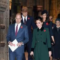 The Centenary Of The Armistice Service, Westminster Abbey - November 11 2018