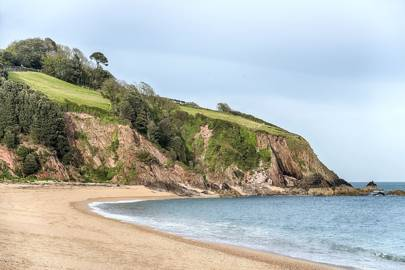 Blackpool Sands, Devon