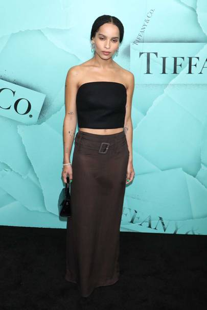 Tiffany jewellery collection launch, New York - October 9 2018