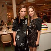 The Hollywood Reporter x Hudson's Bay celebrate 'Colette' and 'What They Had', Toronto – September 10 2018