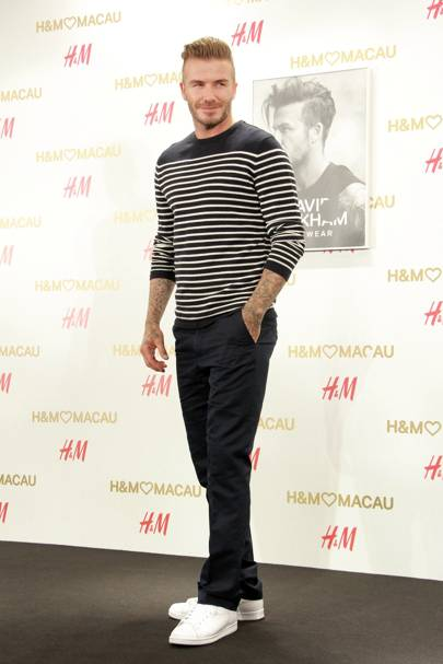 H&M store opening ceremony, Macau - June 13 2015