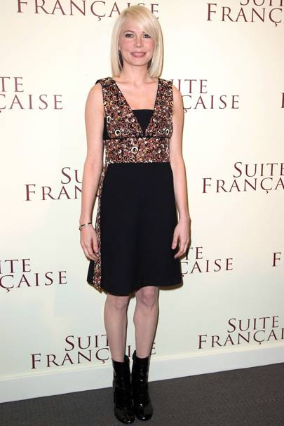 Suite Française premiere, Paris - March 10 2015